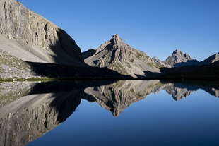 Lac de l'Orrenaye