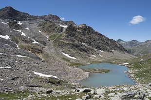 Lac du Loup - Ubaye