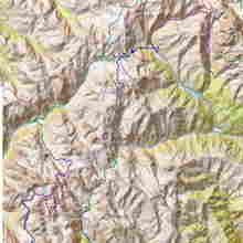 top bivouac Alpes du Sud
