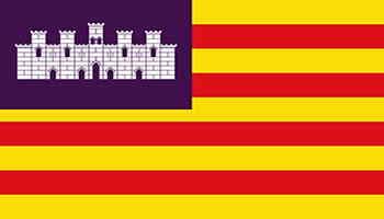 drapeau Baléares