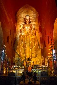 Bagan temple Ananda