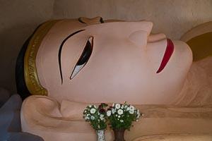 Bagan temple Mahuna