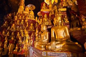 Birmanie grotte Pindaya
