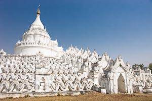 Mingun pagode Hsinbyushin