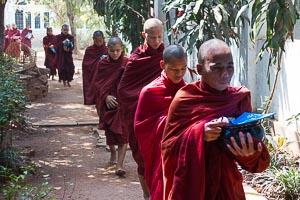 Rangoun école monastique Kalaywa Tawya