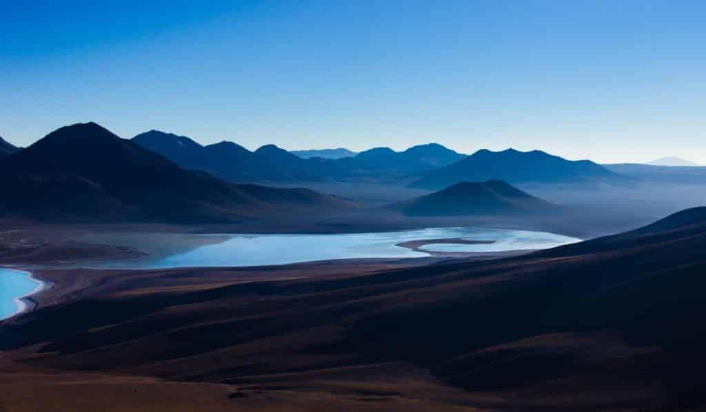 Bolivie Laguna Verde