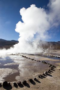 geysers d'El Tatio
