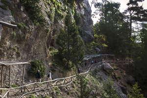 gorge Samaria