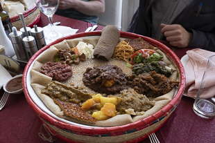 Ethiopie Injera
