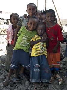 enfant Djibouti
