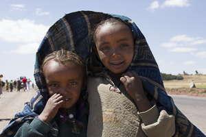 enfants oromo
