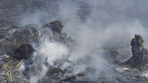Erta Ale cratère nord