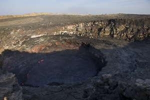 Erta Ale cratère sud