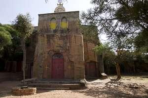 Ethiopie église Tigray