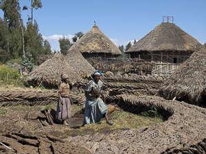 village oromo