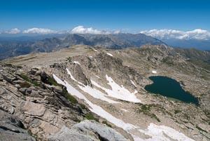 monte Rinosu- lac Bastani