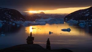 Groenland Petersen camp