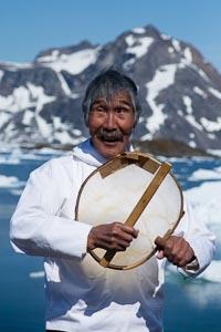 Kulusuk danse inuit