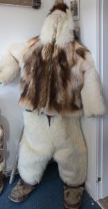 vêtement inuit