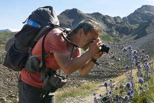 HRP bivouac appareil photo