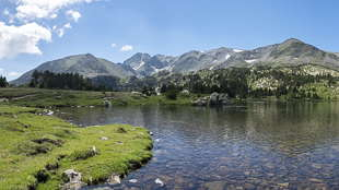 étangs du Carlit