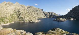 lac de Bachimana Alto