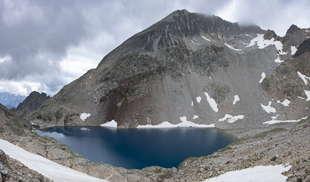 Lac blanc de Litérole