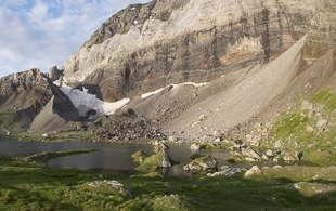 Grand lac de Barroude