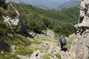 Pyrénées roc Frausa