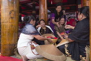 cérémonie Toraja