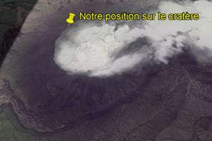 dukuno cratère