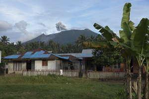 Duono, volcan Ibu