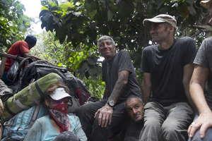 expédition volcan Dukono