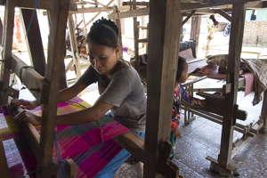 Sengkang tissage soie