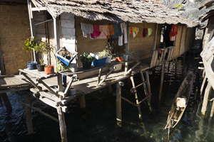 Togian village Bajo