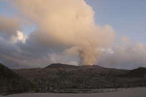 volcan Dukono
