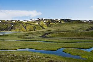 Islande Alftavotn