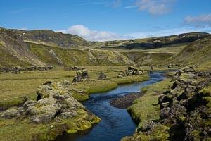Islande Skalingar