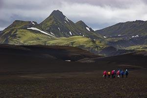Islande Sveinstindur