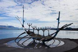 Reykjavik drakkar