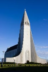 Reykjavik église Landakot