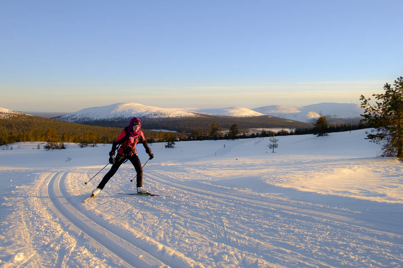 blog ski finlande