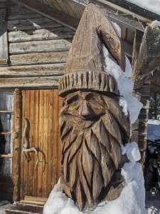 cabane Laponie