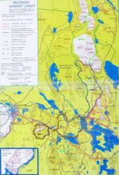 carte voyage Laponie