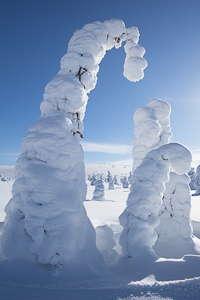 Finlande ski hiver