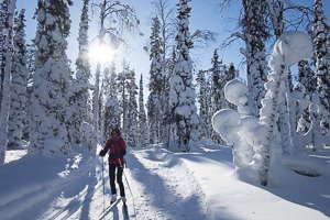 ski Finlande
