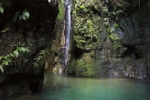 Isalo piscine naturelle