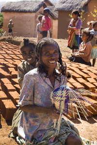 Madagascar fabrication briques