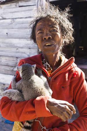 Madagascar femme Vezo