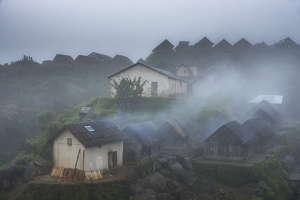 village Zafimaniry